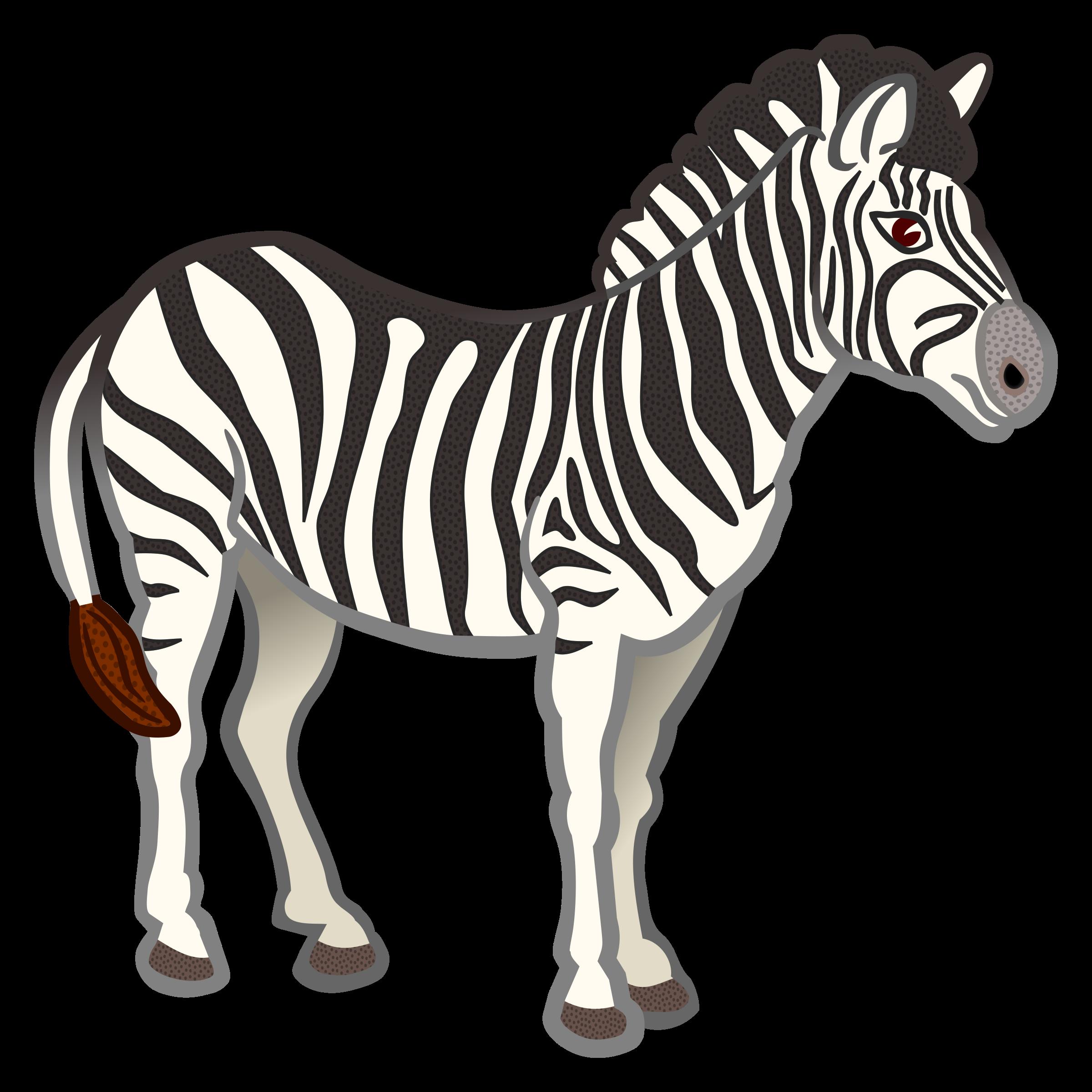 Zebra clip art at vector clip art free image.