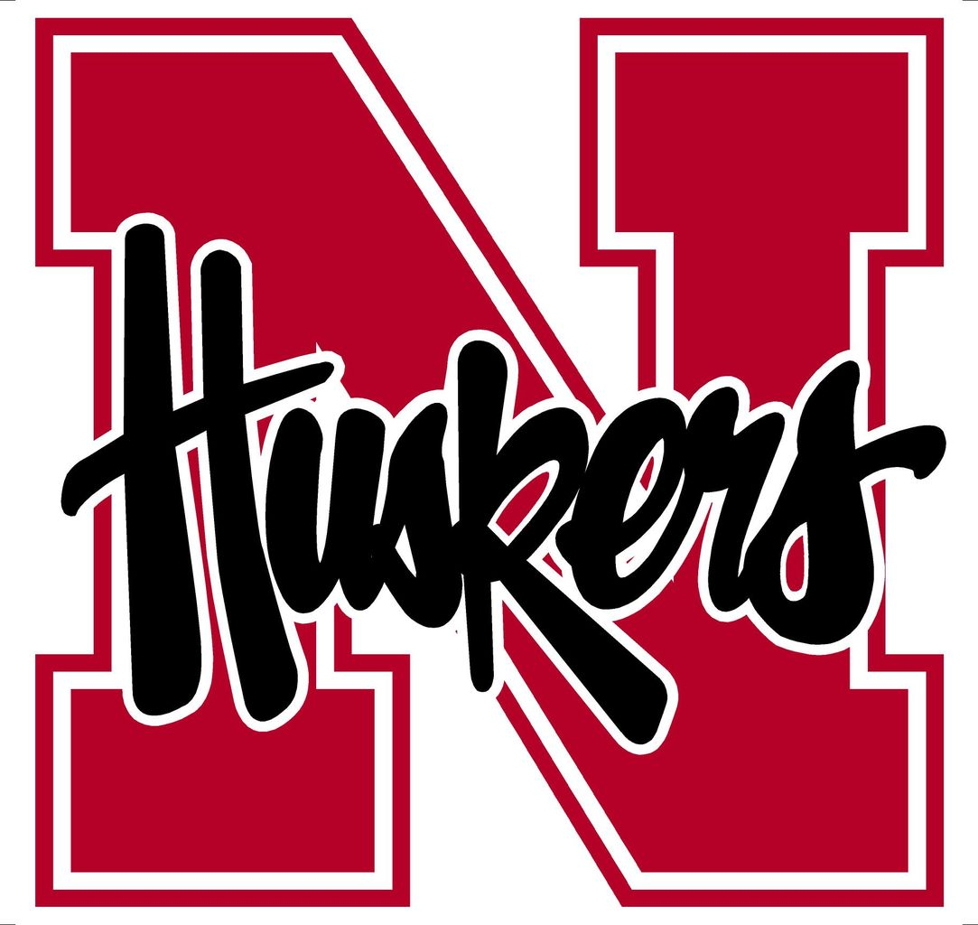 Nebraska Football Clipart Free.