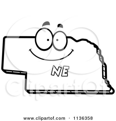Nebraska clipart #8