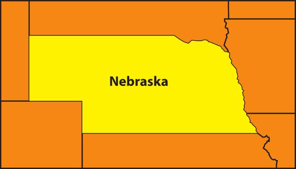 Nebraska clipart #13