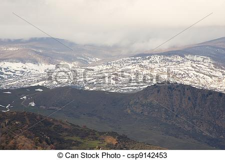 Stock Photos of Nebrodi mountains, Sicily.