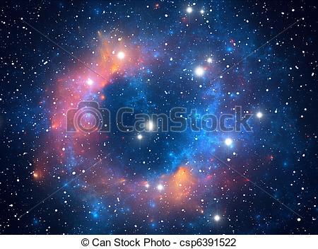 Nebula clipart #14