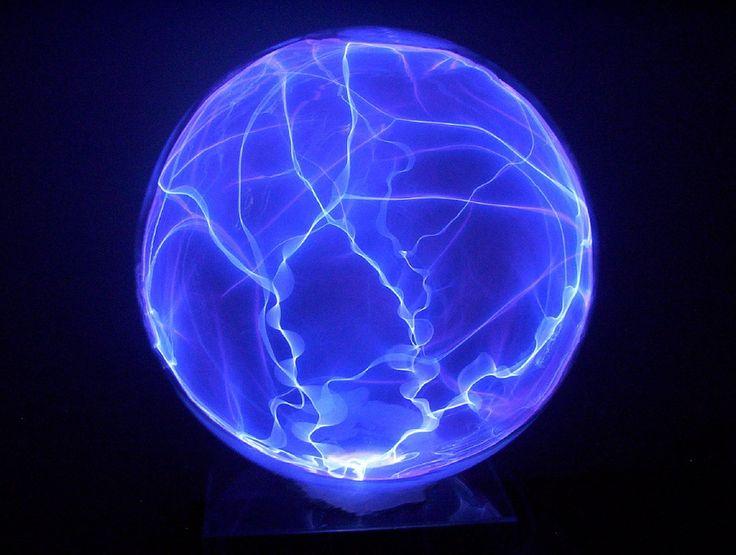 Nebula plasma ball clipart #4