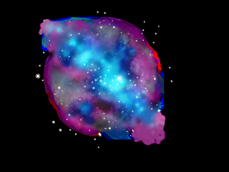 Nebula transparent png » PNG Image.