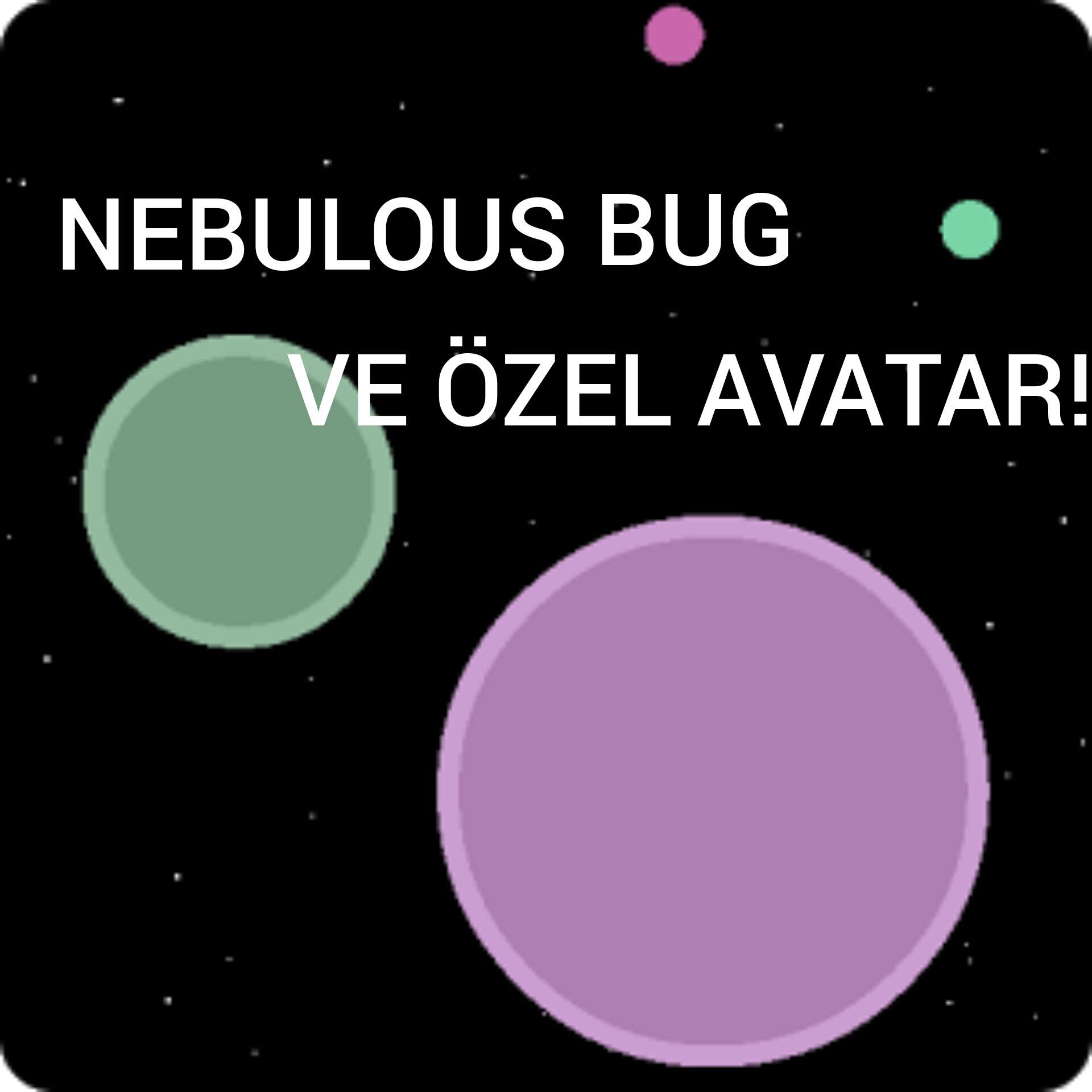 Nebulous clipart #4