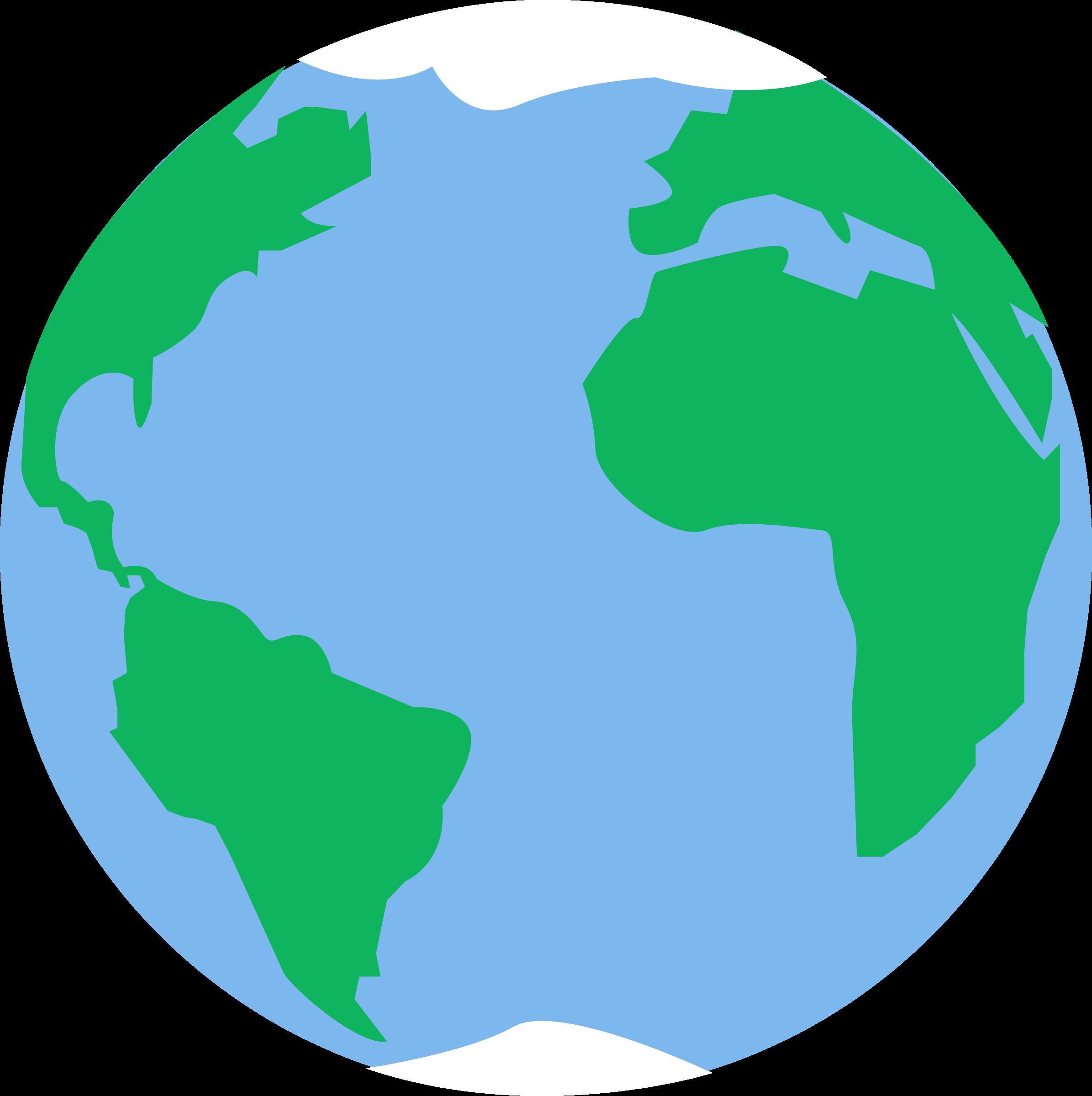 Planet Earth Clip Art.