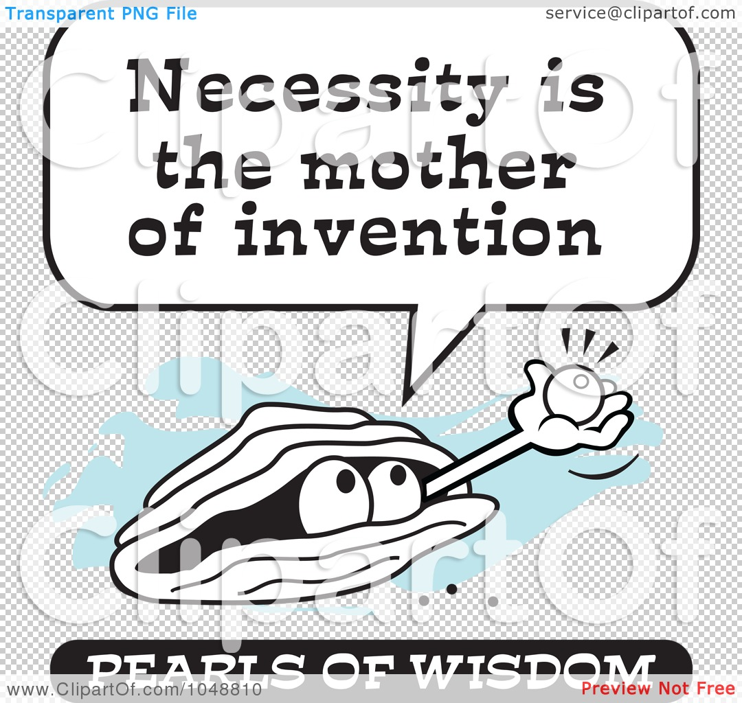 Necessity clipart #9