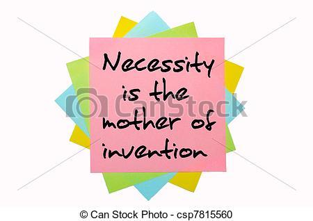 Necessity clipart #16