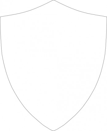 Neck shield clipart #15