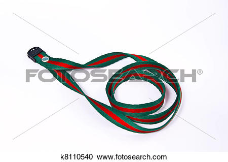 Neck strap clipart #17