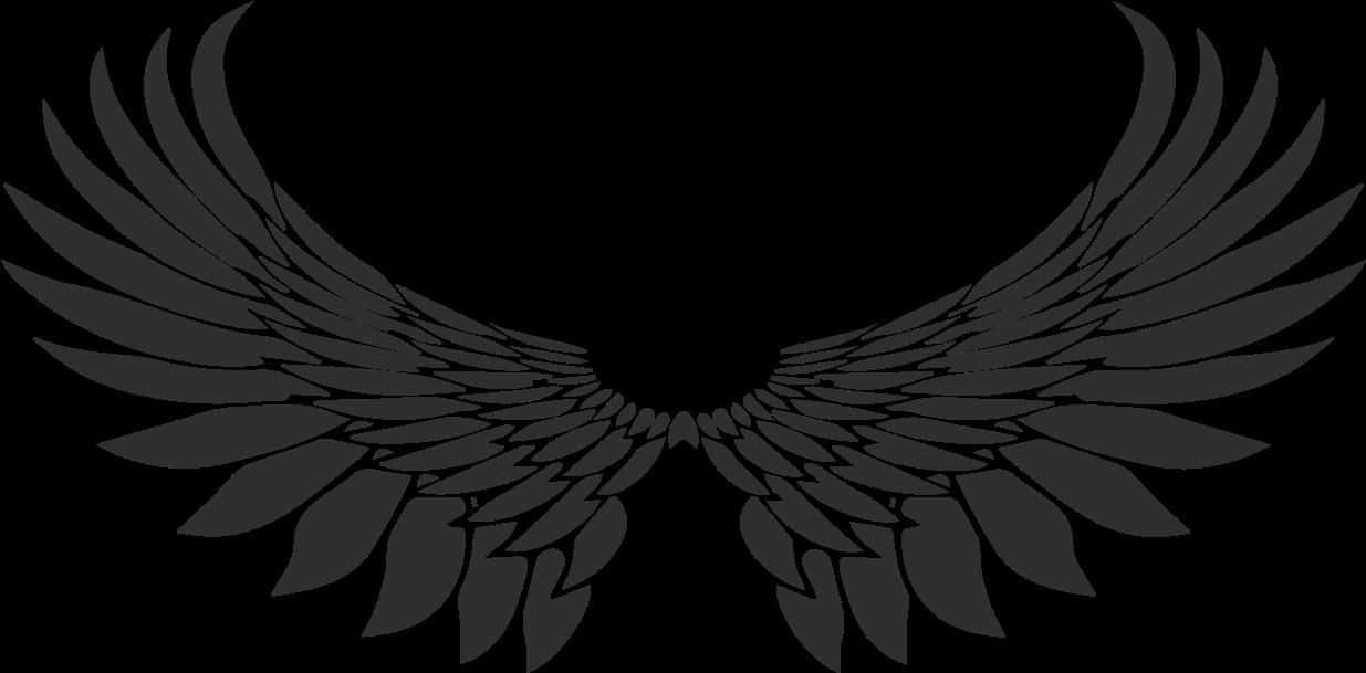 HD Tattoo Wings Png.