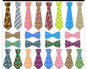 Neck ties clipart #19