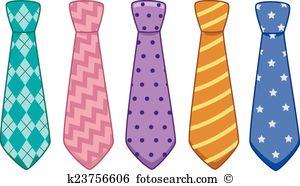 Neckties Clip Art and Illustration. 9,384 neckties clipart vector.