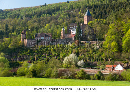 Zwingenberg Stock Photos, Royalty.