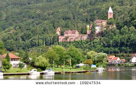 Neckar valley clipart #2