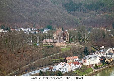 Neckarsteinach clipart #3