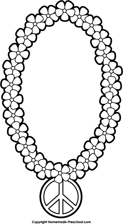 Necklace clipart #19