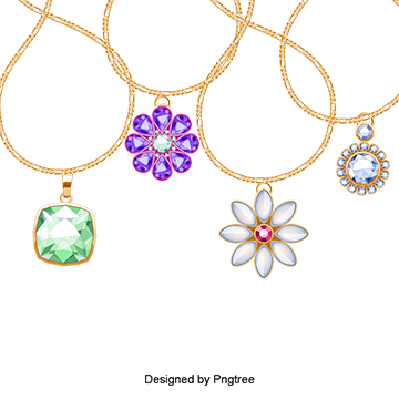Gold Necklace Png, Vectors, PSD, and Clipart for Free.