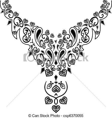 Necklace Vector Clipart EPS Images. 6,707 Necklace clip art vector.