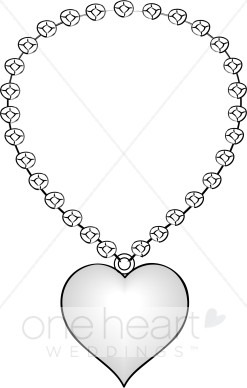 Necklaces clipart #16