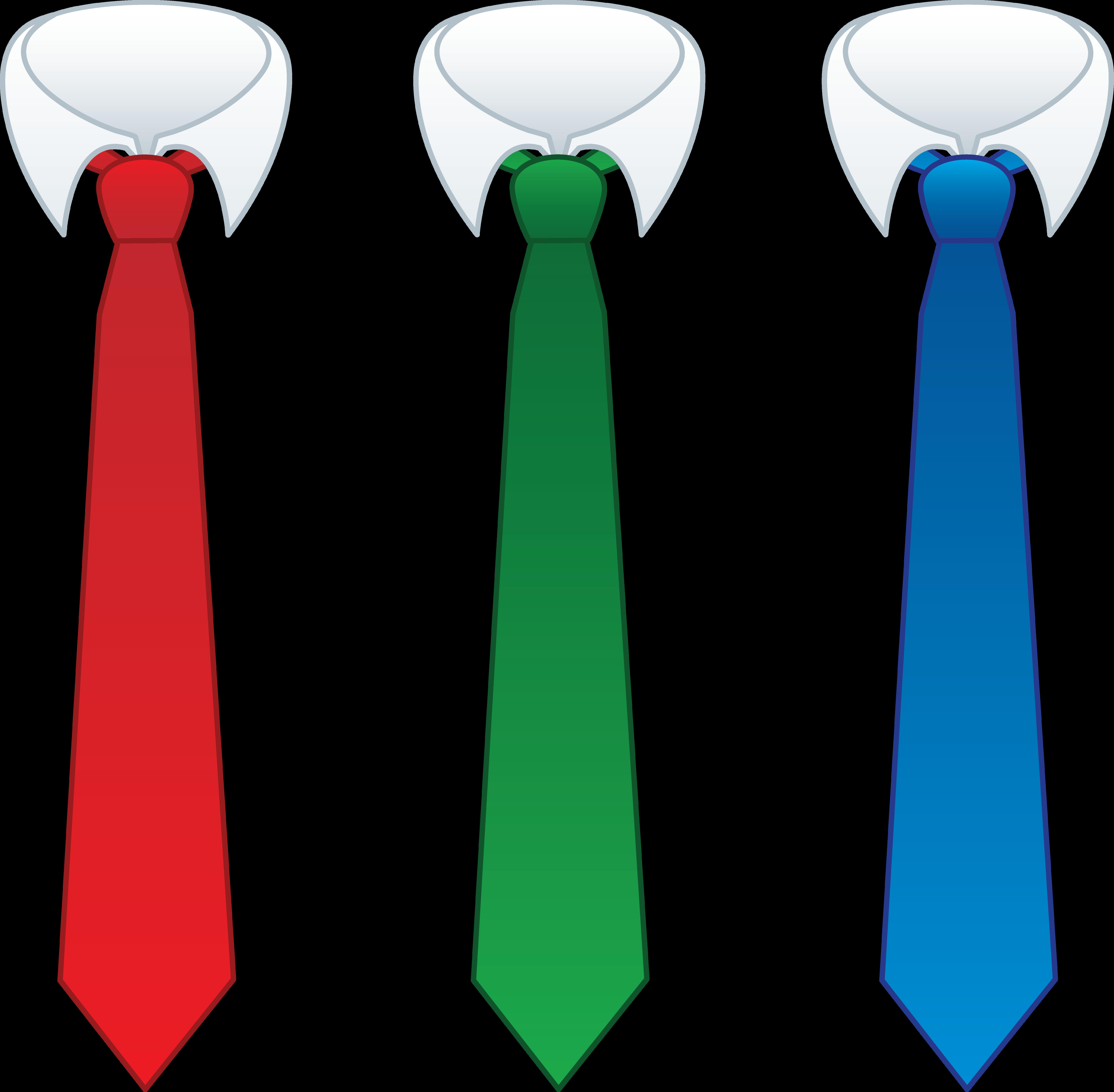 Necktie clipart #13
