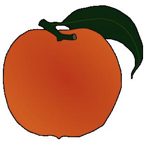 Nectarine Clip Art Download.