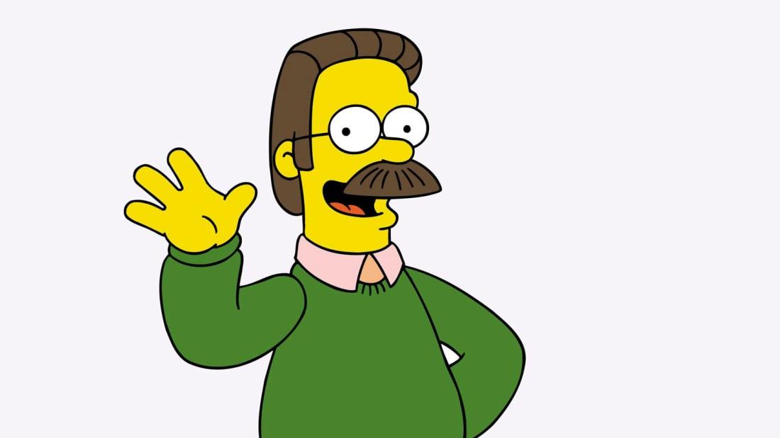 Okilly Dokilly, a Ned Flanders.