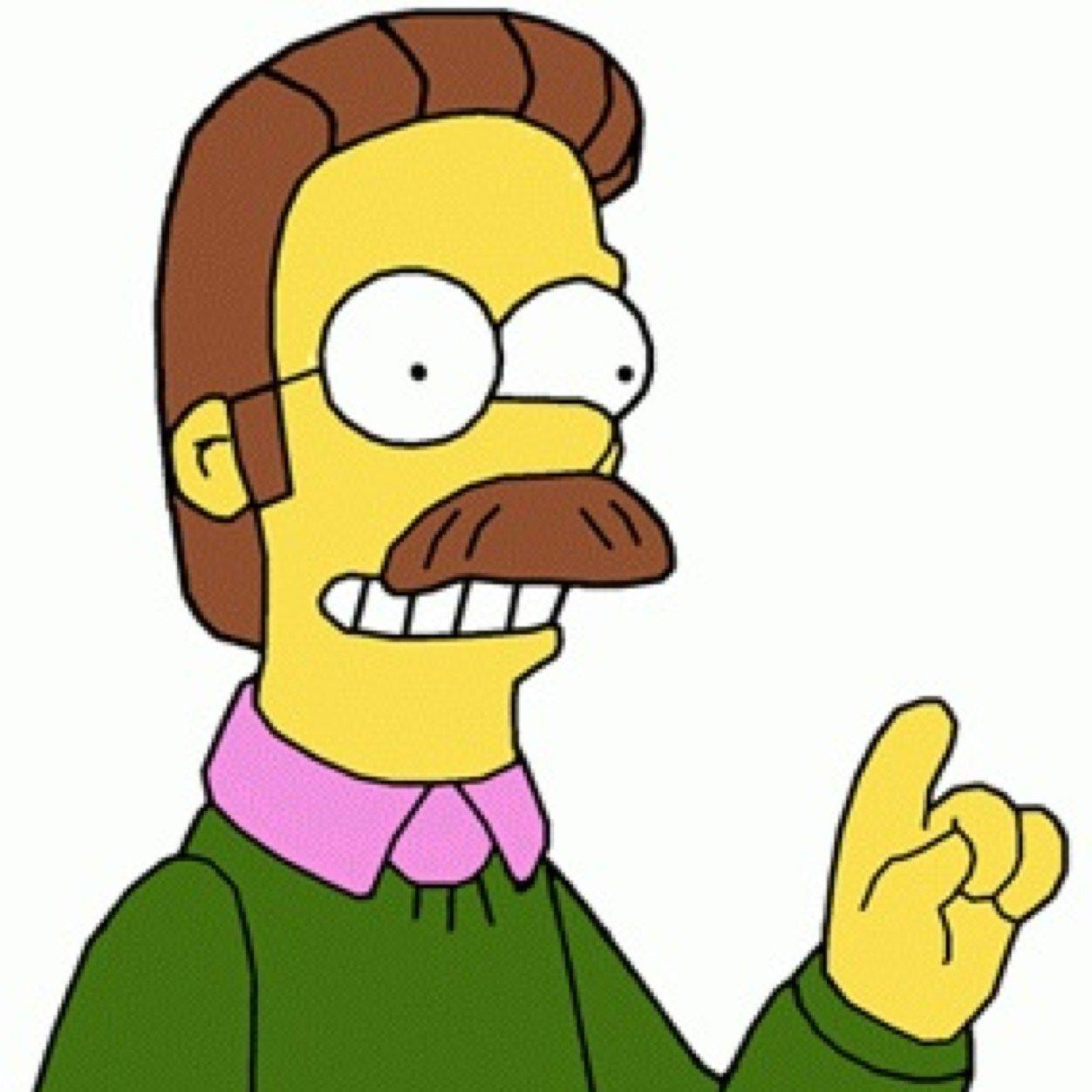 Ned Flanders on Twitter: \