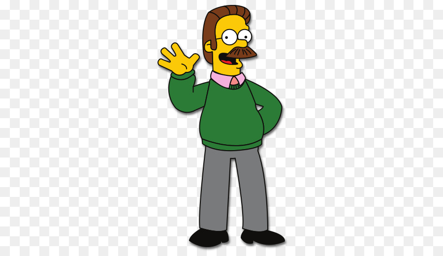 Ned Flanders Png & Free Ned Flanders.png Transparent Images.