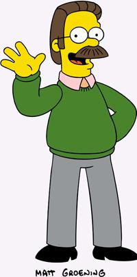 Ned Flanders.