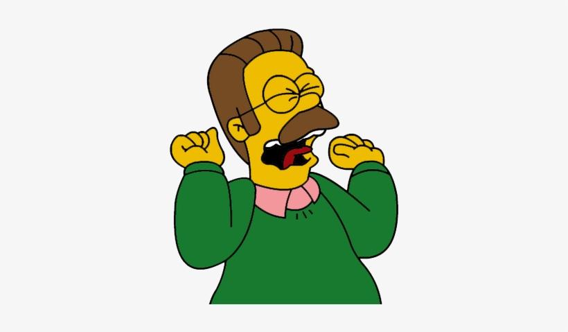 Ned Flanders Ned Flanders.