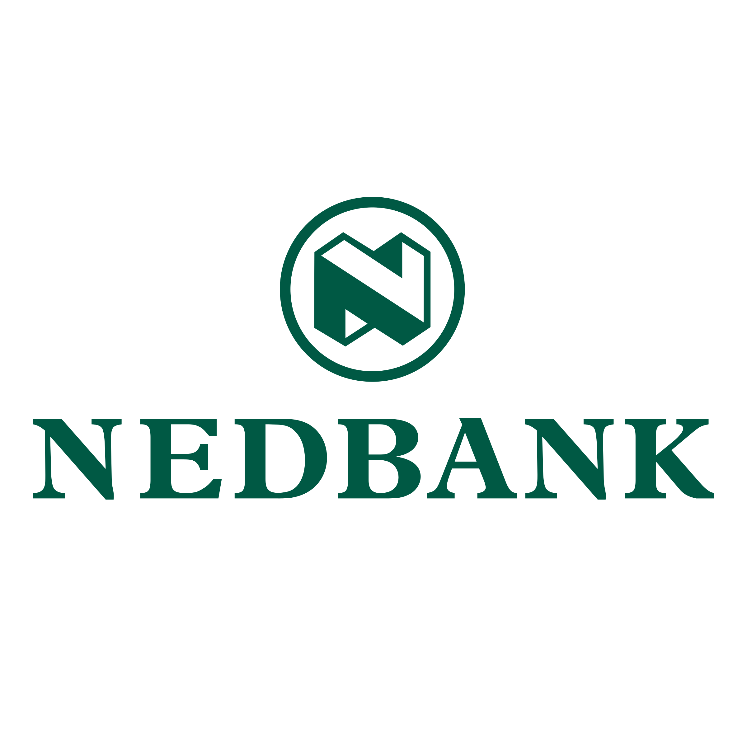 Nedbank Logo PNG Transparent & SVG Vector.