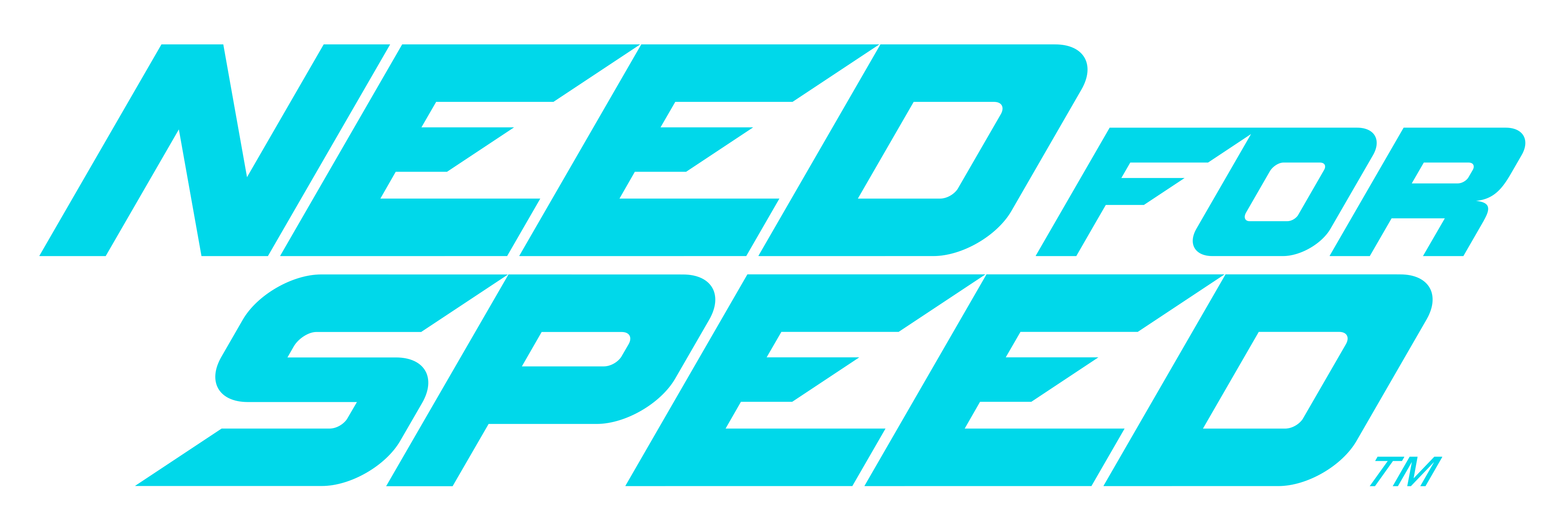 Need For Speed Logo Free PNG.