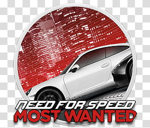 Need For Speed Most Wanted PNG clipart images free download.