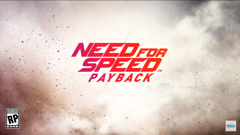 EA unveils new Need for Speed Payback.
