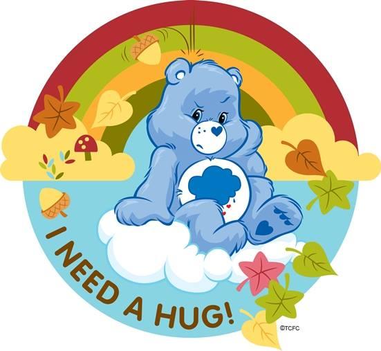 I Need A Hug.
