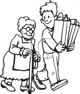 People Helping Others In Need Clipart.