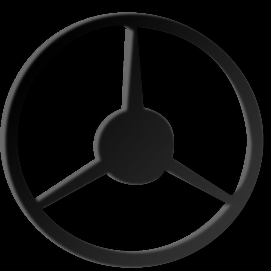 Steering Wheel Clipart.