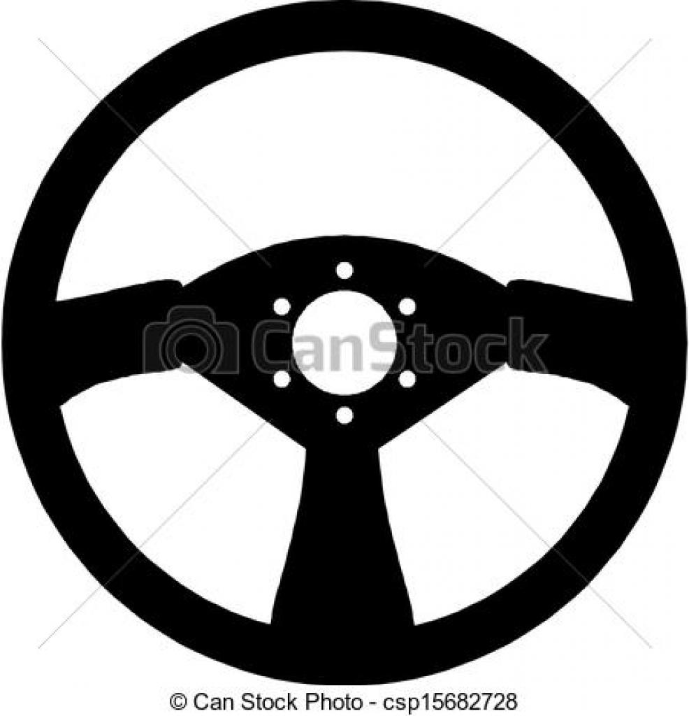 steering wheel clipart vector graphics 4759 steering wheel eps.