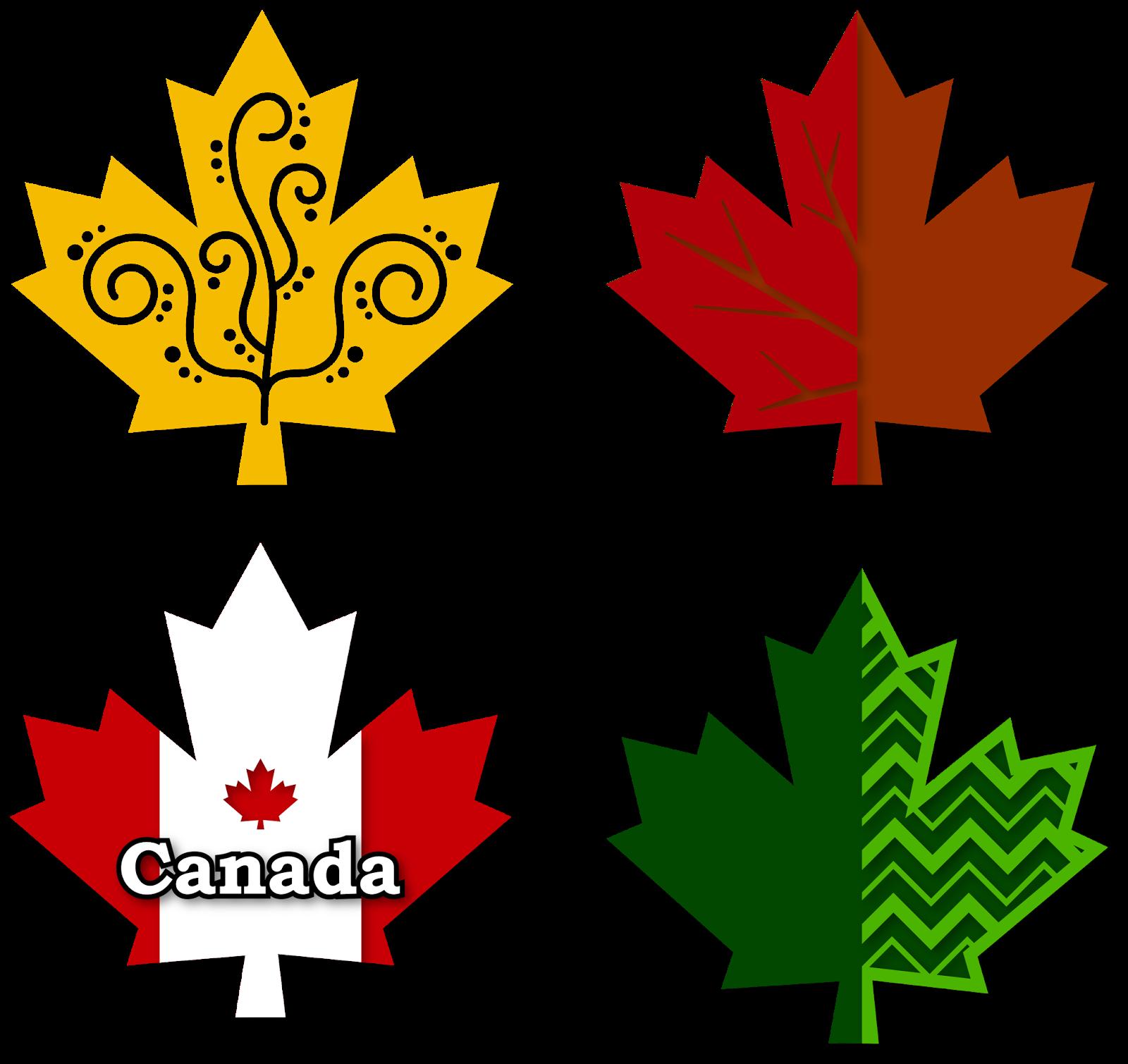 Needles 'n' Knowledge: Maple Leaf 3D Box Tutorial.