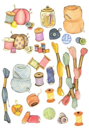 17 Best images about Sewing clipart on Pinterest.