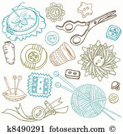 Needlecraft Clipart Royalty Free. 1,889 needlecraft clip art.