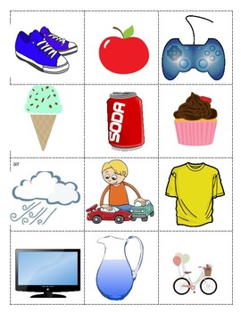 Needs And Wants Clipart Worksheets & Teaching Resources.