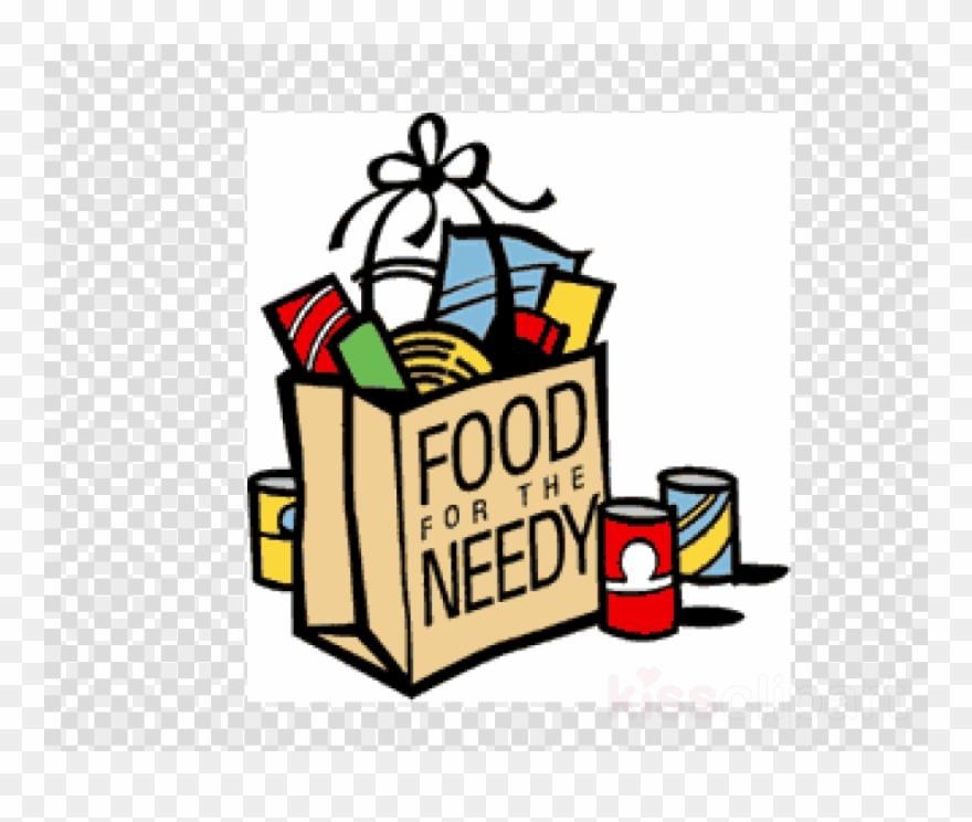 Download Feeding The Needy Clipart Food Bank Food Drive.