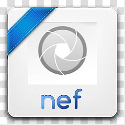 Shop Filetypes, nef icon transparent background PNG clipart.