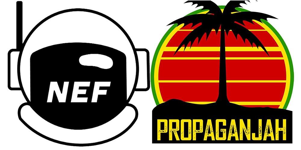 NEF and Propaganjah at Iron Oak Post.