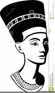 Nefertiti Clipart.