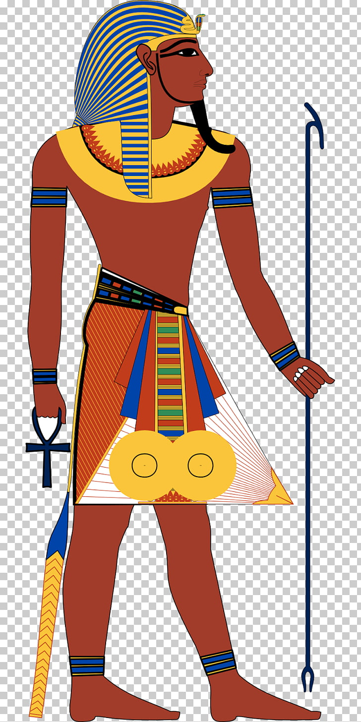 Ancient Egyptian deities Nefertiti Pharaoh, Egypt PNG.