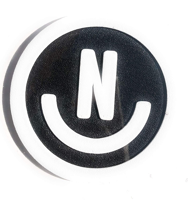 Amazon.com: neff Men\'s Smile Logo Stomp Pad.
