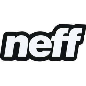Neff Logo Urban Vinyl Car/Laptop/Window/Wall Decal.